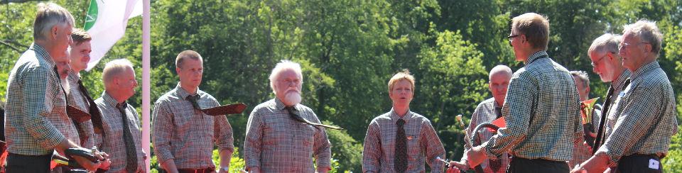 Kirke-Stillinge jagthornsblæsere